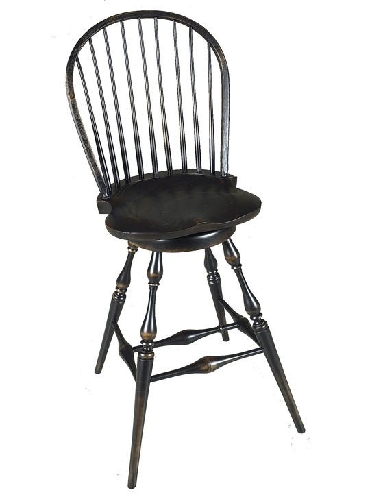 Windsor Swivel Bar Stool