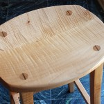 Bar Stool (seat detail)