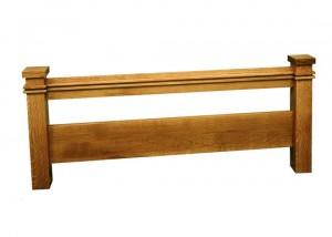 Prairie Bed Footboard