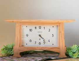 Horizontal Pendulum Clock