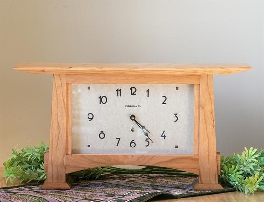 Horizontal Pendulum Clock
