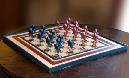 Stars & Stripes Chess Set