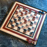 Chess/Checkers Board