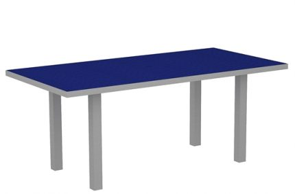 Euro Rectangular Dining Table