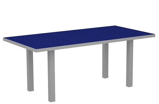 Euro Rectangular Dining Table