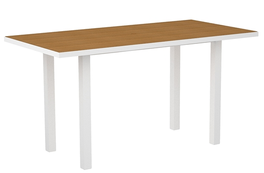 Euro Rectangular Counter Table