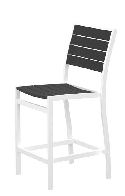 Euro Side Counter Chair