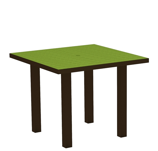 Lime Euro Dining Table
