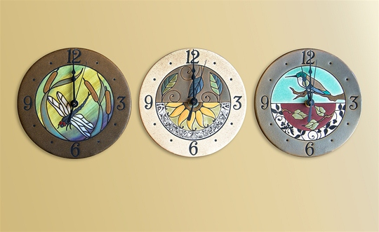"""Rondell"" Wall Clocks"