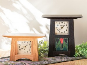 Schlabaugh & Motawi Tile Clock