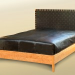 Sawbridge Studios Woven Bed Cherry Black Nylon
