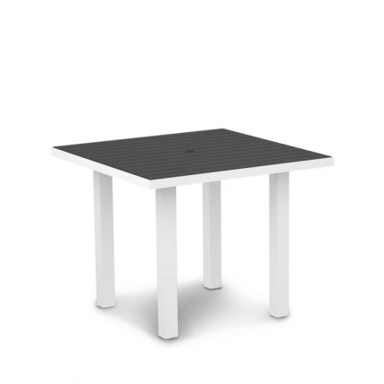 Euro 36in Square Dining Table