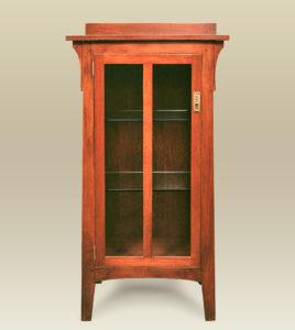 Arts & Crafts Single Door Cabinet
