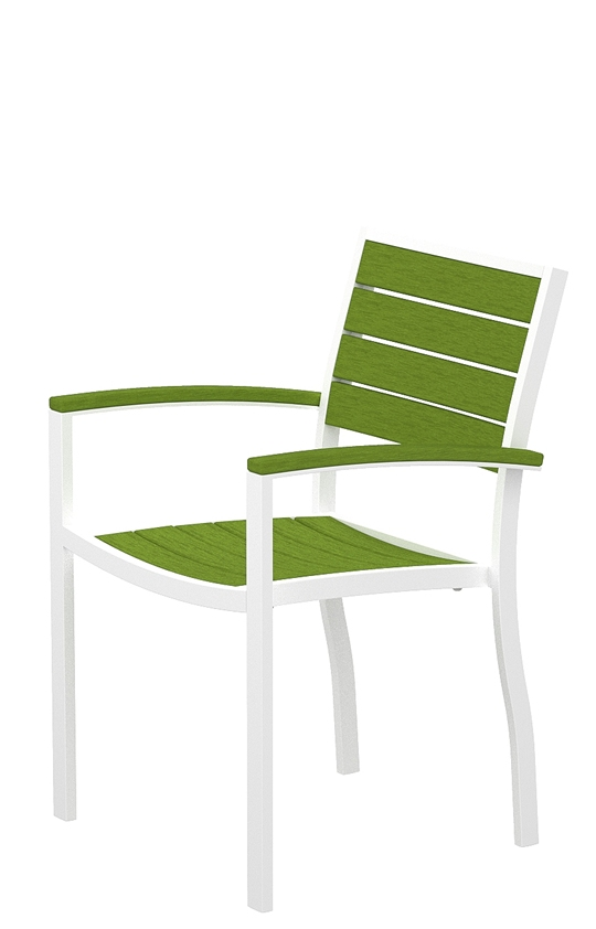 Euro Dining Chair with Arms