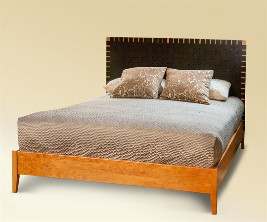 Sawbridge Studios River Woven Bed