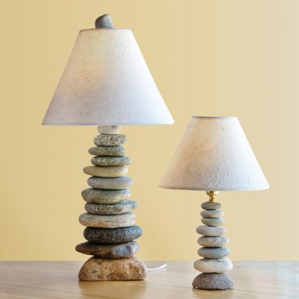 Rock Lamps by Jeff H