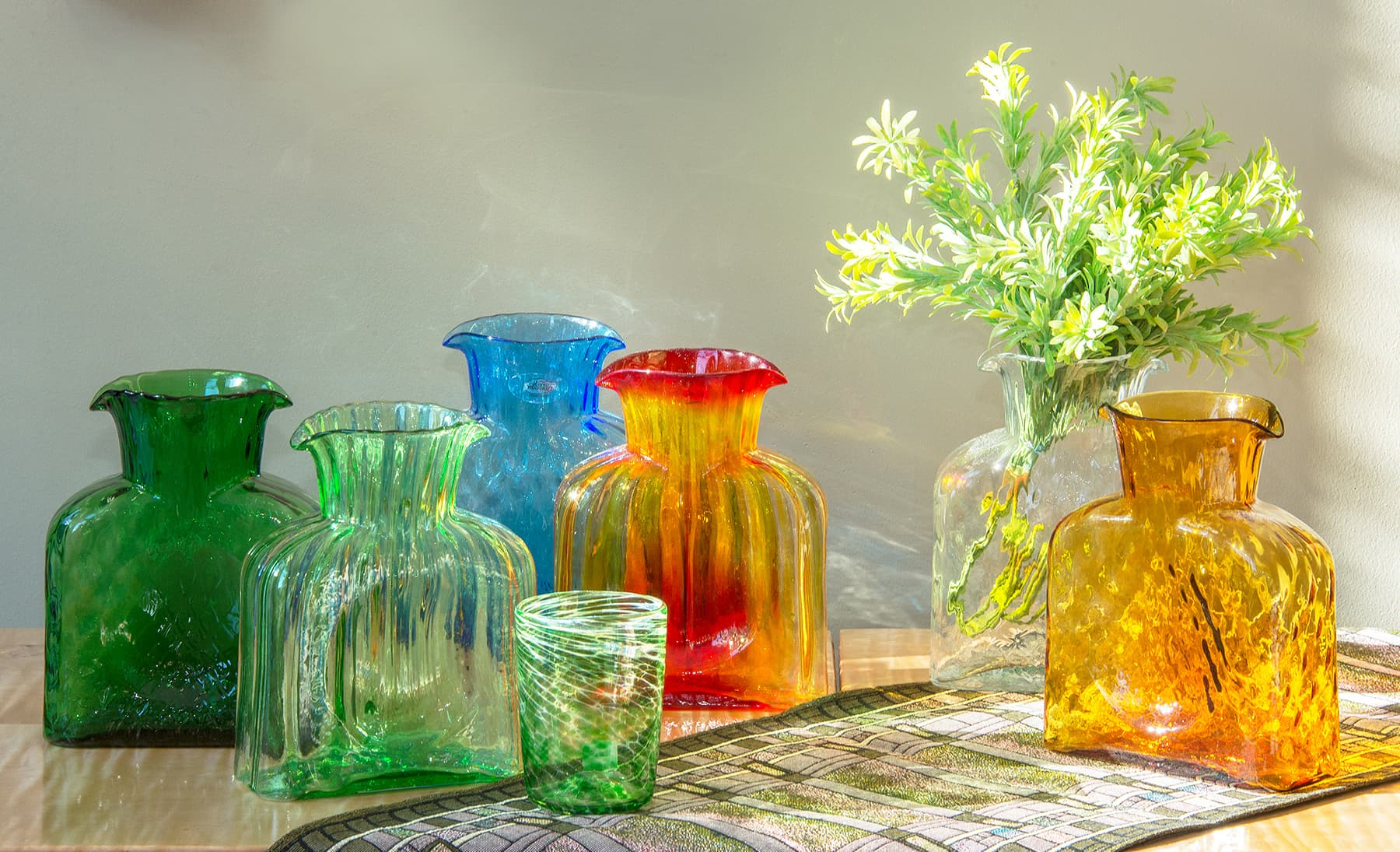 Colorful Water Bottles Sawbridge Studios
