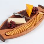 Cheese and Cracker Serving Board