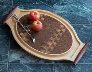 Maple Carving and Serving Board