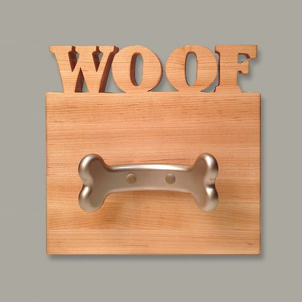 Woof Dog Leash Board