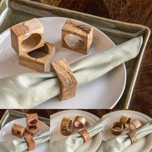 Napkin Ring Options