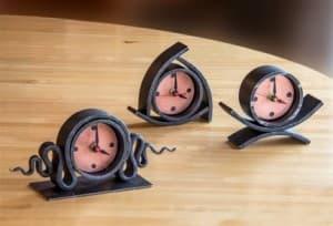 Iron Clock Options