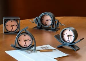 Iron Clocks
