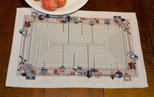 Frank Lloyd Wright Gifts Placemat