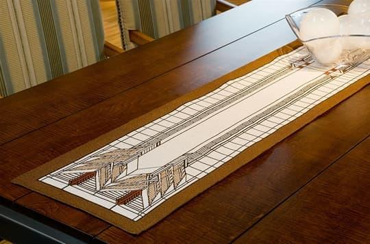 "Frank Lloyd Wright ""Double Sumac Window"""