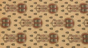 Lotus Spears Fabric