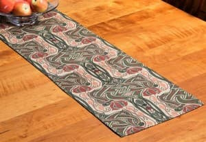 Celtic Knot Table Runner