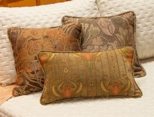Arts & Crafts Pillows Collection II