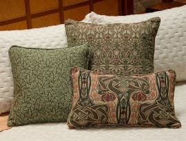 Arts & Crafts Pillows Collection I