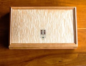 Tree of Life Small Inlaid Box