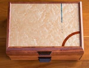 Arch Jewelry Box