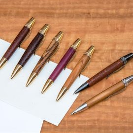 Wenge Writing Pens