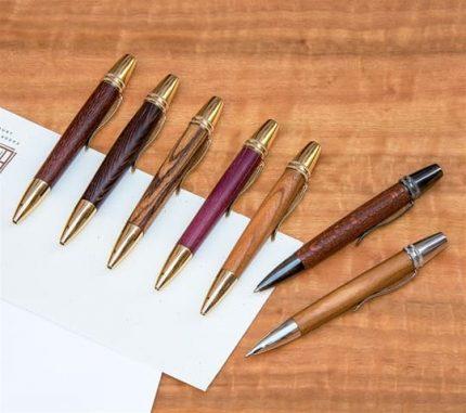 Wenge Writing Pens