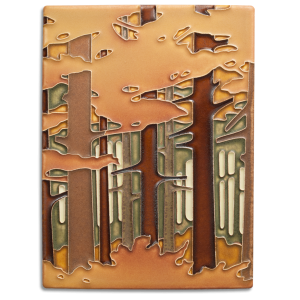 Autumn Woodland Tile