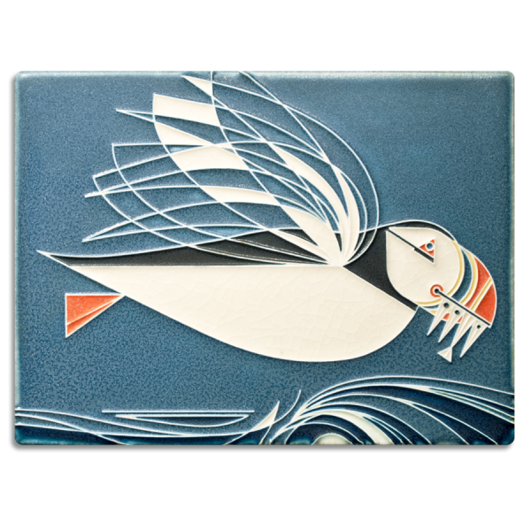 Puffin Tile