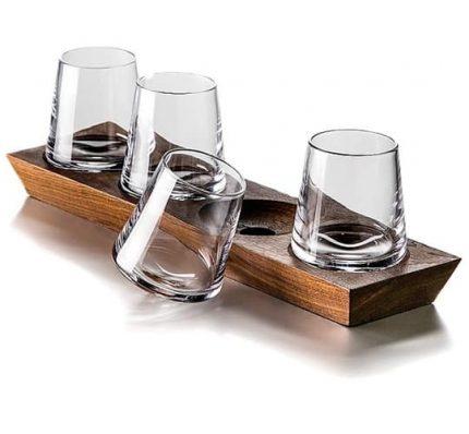 Ludlow Whiskey Glass Set