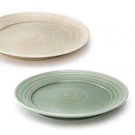 Belmont Crackle Serving Platter
