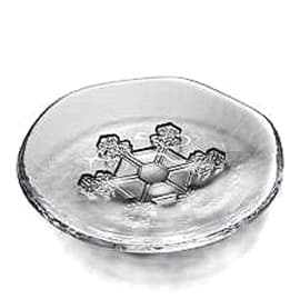 Snowflake Platter
