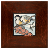 Spring Chickadees in Legacy Frame