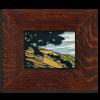 California Oak in Oak Frame