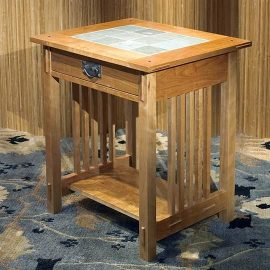Arts & Crafts Side Table