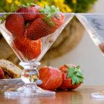 Hartland Stemless Martini for Dessert