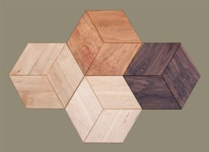 Rhombus Side Table Tops