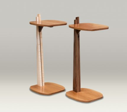 Perching Tower Table back