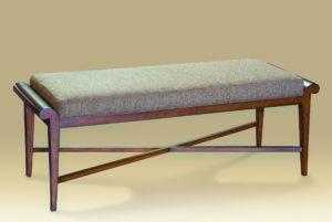 Carla Upholstered Long Bench