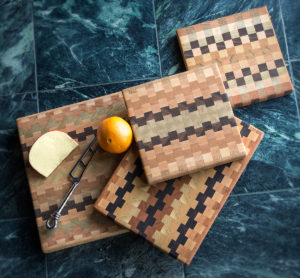 End Grain Cutting Boards